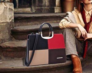 جدیدترین کیف چرم زنانه دستی
