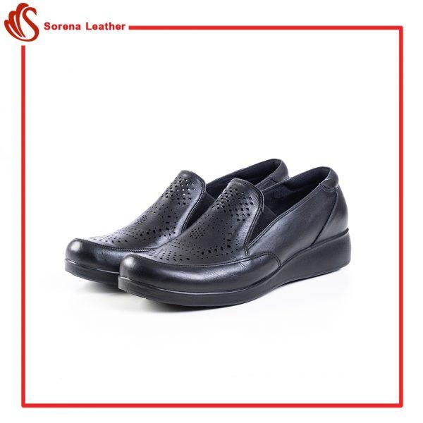 کفش زنانه چرمی کد 949