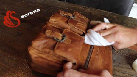 انواع واکس کیف و کفش چرم