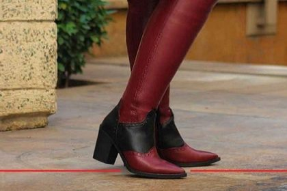 ویژگی های کفش استاندارد یا ارگونومیک