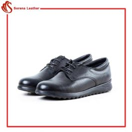 خرید کفش چرم زنانه