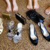 اصول انتخاب کفش مجلسی زنانه