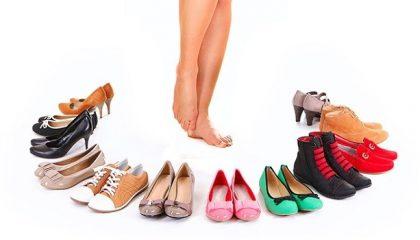 انتخاب کفش مناسب برای فرم پای شما