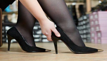 راهنمای انتخاب سایز کفش