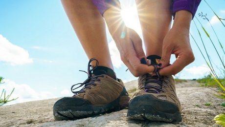 راهنمای انتخاب کفش مناسب پیاده روی